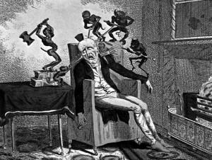 Stich v. G.Cruishank, 1820