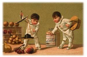 Liebig Sammelbildchen von 1907